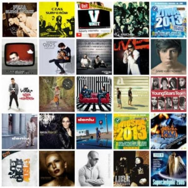 Produkcja – 28 Albumów  – złote i platynowe płyty.