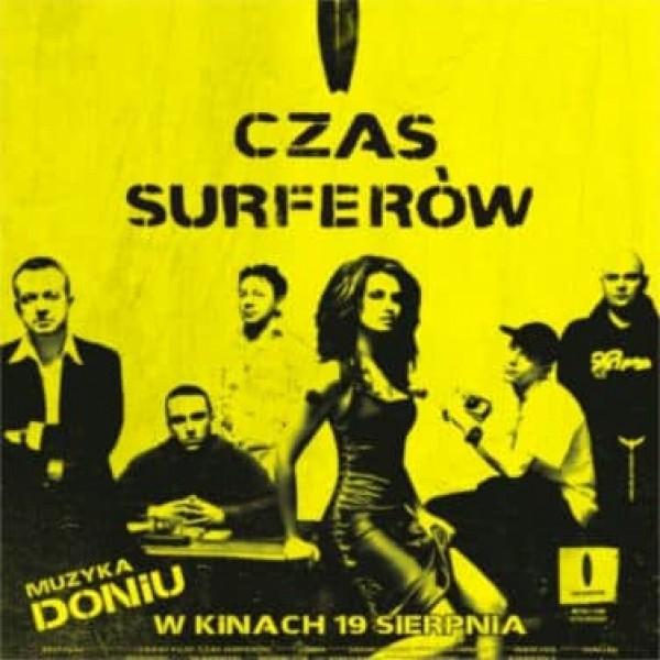 Czas Surferów – muzyka, soundtrack