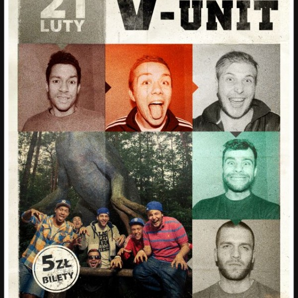 Koncerty V-Unit – 2014