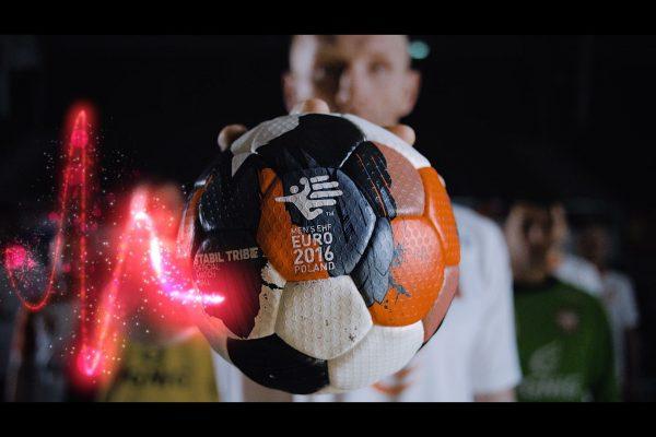 Spot EHF EURO 2016 – nocne nagrania, ukryta kamera i moc wrażeń!